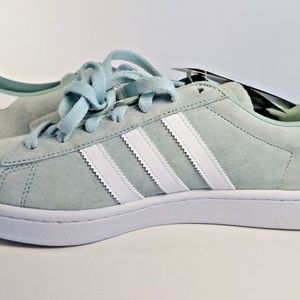 new arrival ddcff 6493f adidas Shoes - Adidas Originals Campus Adicolor Casual Ash Green